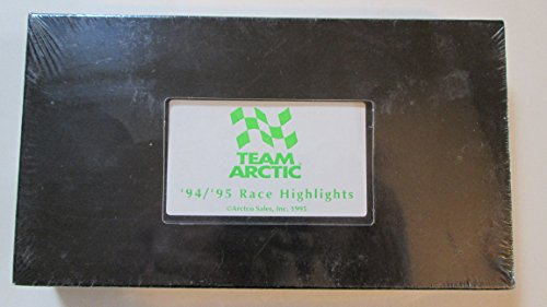 Team Arctic 1994 & 1995 Race Highlights for sale  Delivered anywhere in USA