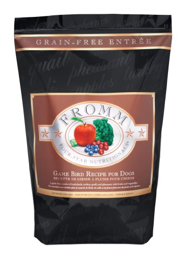 Fromm Family Foods 727711 26 Lb Four Star Grain Free Game Bird Recipe Dry Dog Food 1 Pack , One Size