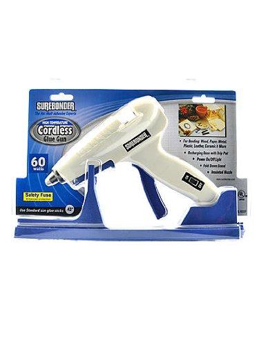 Surebonder CL-800 Cordless High Temperature Glue Gun each [PACK OF 2 ] by Surebonder