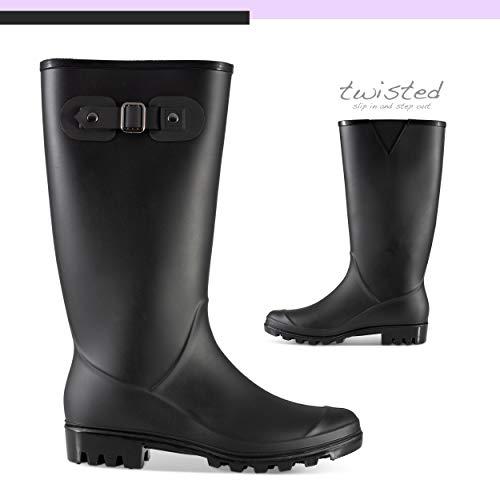 Twisted Women's Ollie Knee High Rain Boots