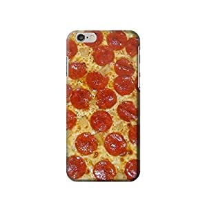 "Pizza 4.7 inches Iphone 6 Case,fashion design image custom iPhone 6 4.7 inches case,durable iphone 6 hard 3D case cover for iphone 6 4.7"", iPhone 6 Full Wrap Case"