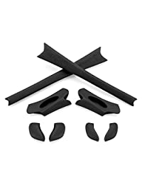 Revant MaxGrip® Temple Sleeve/Nose Pad Kit for Oakley Flak Jacket