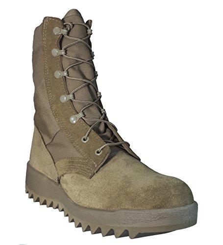 Mcrae Varmt Vær Coyote Rippel Eneste Kamp Boot 8188 10w