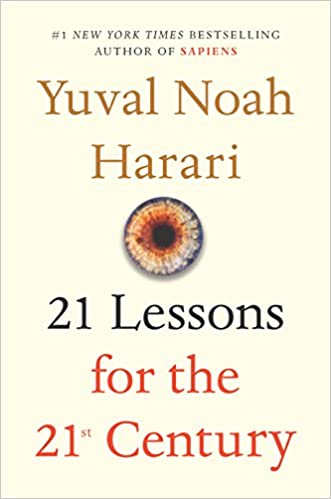 Amazon Fr 21 Lessons For The 21st Century Yuval Noah