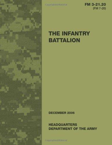 Download The Infantry Battalion (FM 3-21.20 / 7-20) pdf