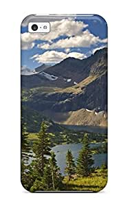 7583865K68739195 New Cute Funny Glacier National Park Case Cover/ Iphone 5c Case Cover