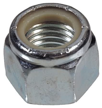 The Hillman Group 4085 M3-0.50 Stop Nut 10-Pack