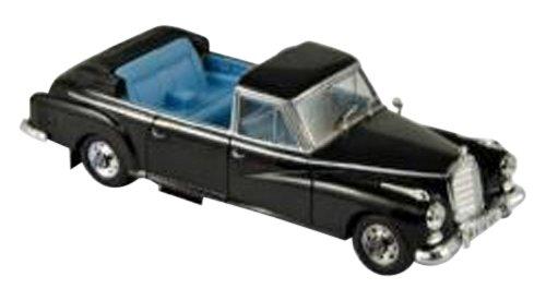 1/43 メルセデスベンツ300d ランドーレッド タイプW-189(1963) `コンラート・アデナウアー` 351232