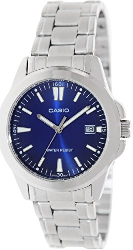 Casio MTP1215A 2A2 Analog Stainless Steel