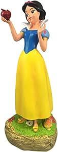Disneys Blancanieves con Apple 11H resina jardín Estatua