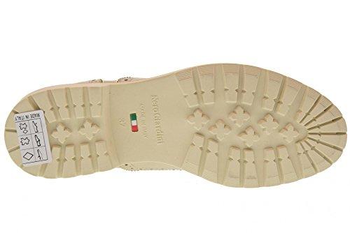 Giardini Bronzo Nero P805030D Inglesine Scarpe Donna 312 pffAqa8w