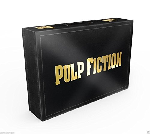 Pulp Fiction: 20th Anniversary Deluxe Collectors Box Set Blu-ray [Import Uk]