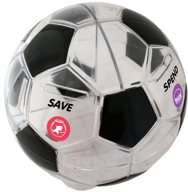 Money Savvy Soccer Ball by Money Savvy Generation