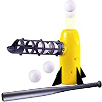 Baseball Toys, Automatic Pitching, Sports, Outdoors Game Set, Active, Learning, Early Development Toy