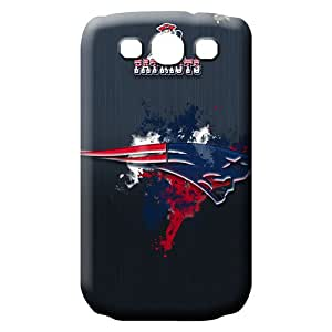 samsung galaxy s3 Designed cell phone covers fashion Shock-dirt new england patriots
