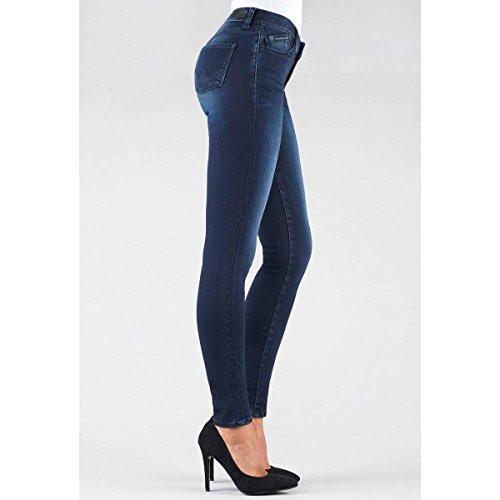 jeans Le Temps Des Cerises ultra power bleu