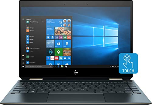 HP Spectre x360 13 2-in-1 Laptop: Core i7-8565U, 16GB RAM, 512GB SSD,...