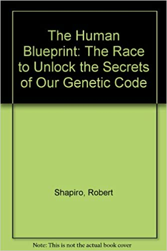 Human blueprint the robert shapiro 9780553370577 amazon books human blueprint the first edition thus edition malvernweather Gallery