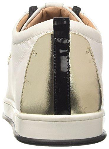 Twin Set Damen Ca7tdn Low-top Bianco (bianco Ottico)