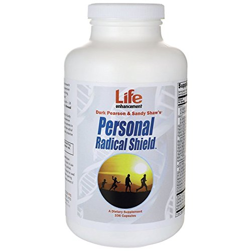 Radical Shield - Life Enhancement Personal Radical Shield 336 Caps