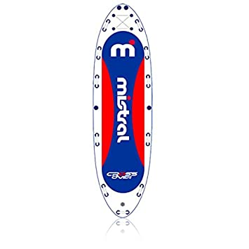 MISTRAL Inflatable Surf Big de Sup Competition – Hinchable Sup Tarjeta – 2016 – Wave Gorilla