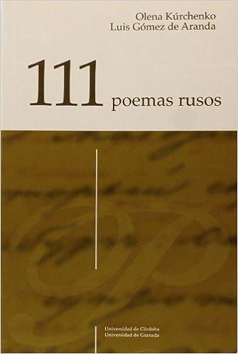 Colecciones de libros electrónicos de Amazon 111 poemas rusos PDF ePub iBook 8478016813
