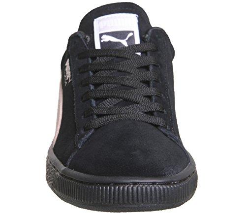 Noir Puma Sneakers Classic Femme Wn's Suede Basses Pearl qqFrH8Aw