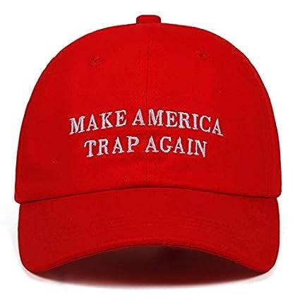 FDBQC Haute Qualit/é Lettre Snapback Cap Coton Casquette De Baseball pour Hommes Femmes Hip Hop Papa Chapeau Os Garros