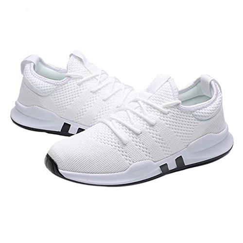 薬理学商人クラックJapHot メンズ ランニング シューズ スニーカー スポーツ ジョギング 運動靴 トレーニングシューズ 軽量 アウトドア 通気性 クッション性