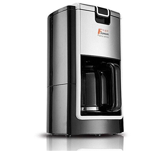 HOME UK- MD-236 Américain Entièrement Automatique Goutte À Goutter Machine À Café Machine À Thé 1.2L ( couleur : Noir )