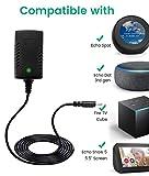 Replacement Power Adapter for Alexa Spot, Dot