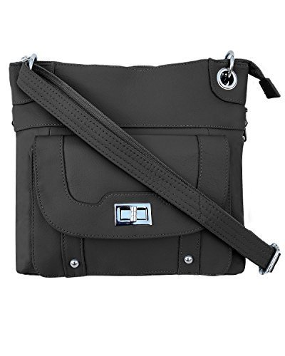 Ladies' Gun Concealment Crossbody Bag -