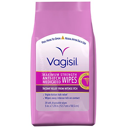 Vagisil Maximum Strength Anti Itch Medicated product image