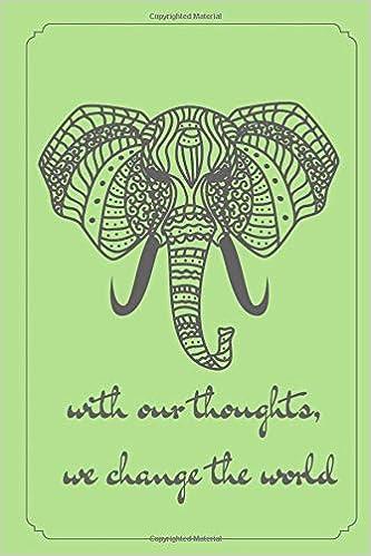 Lucky Elephant Journal Sweetside Books 9781724002105 Amazon