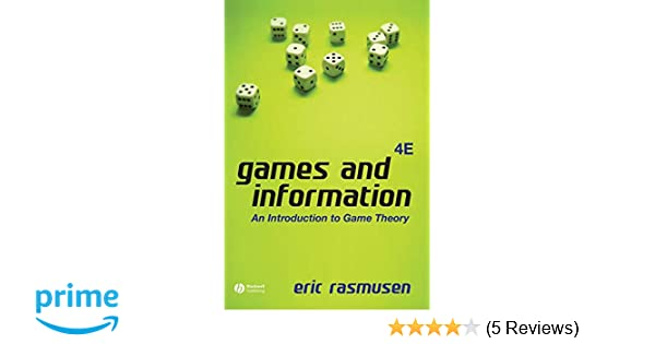 Game theory textbooks, readers, and related texts.