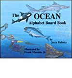 Front cover for the book The Ocean Alphabet Book (Jerry Pallotta's Alphabet Books) by Jerry Pallotta