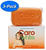 CARO WHITE LIGHTENING BEAUTY SOAP 180g (3 Pack)