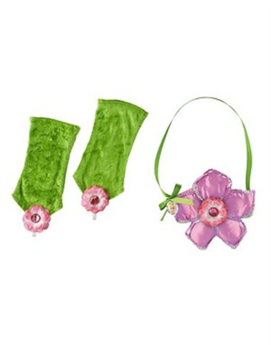 Tinker Bell Purse and Gloves