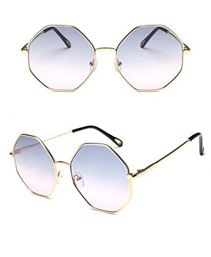 1 sol 4 Gafas Vintage 337 Color de William redondas X de Gafas sol OAqwPp4xP