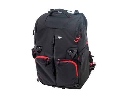 DJI Original 18'' Large Capacity Water-resistant Phantom Backpack for Phantom 3 Professional, Phantom 3 Advanced, Phantom 2, Phantom 2 with Zenmuse H3-3D / H3-2D Gimbal, Phantom 2 Vision, Phantom 2 Vision+, Phantom 1, Phantom FC40 Quadcopter, Fits Extra A