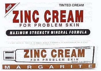 Margarite Zinc Cream 1 Ounces