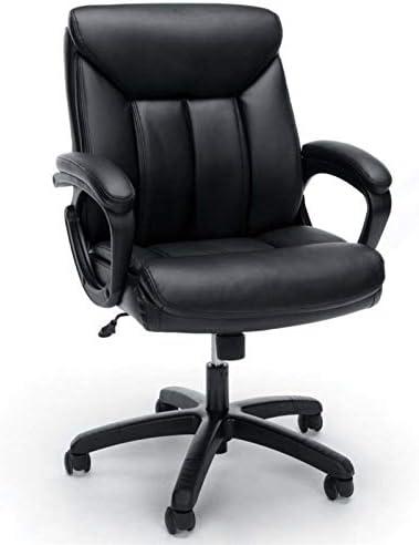 Scranton Co Leather Executive Swivel Office Chair