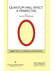 Quantum Hall Effect: A Perspective
