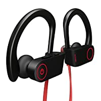- BLUETOOTH HEADPHONE IN TERMS OF SOUND OF QUALITY & MUCH MORE The Superb Sound is due to Bluetooth V4.1+EDR Most Updated Technology. Specially Designed Headsets to Match Active Lifestyle. Unique Ear Fit design with Special In-Ear materi...