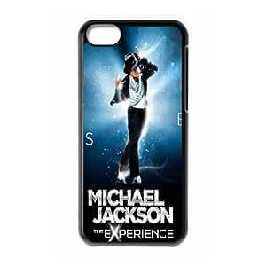[bestdisigncase] For Iphone 5c -michael jackson PHONE CASE 5
