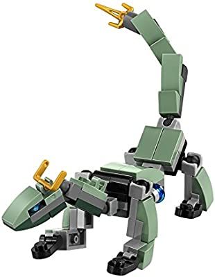 Lego Ninjago Movie Green Ninja Mech Dragon 30428 Polybag BNIP