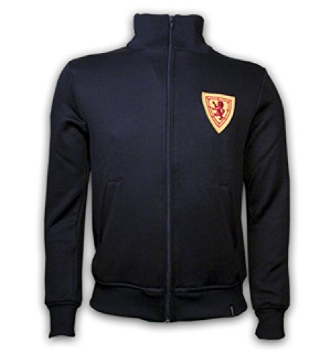 1970 Jersey Retro (Scotland 1970\'s Retro Jacket polyester / cotton)