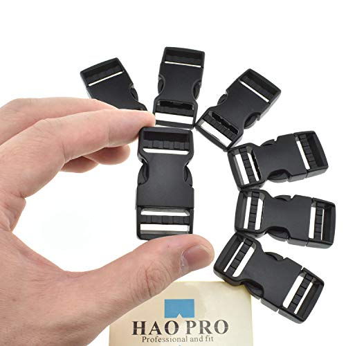 SGH Pro Quick Side Release Buckles 0.75