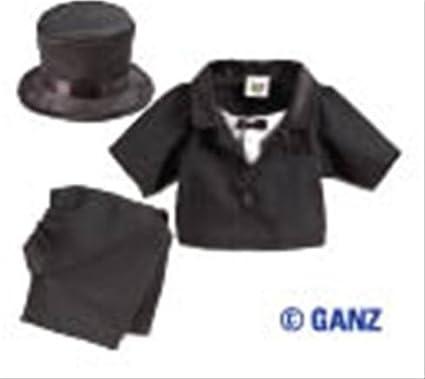 2cd69c81f Amazon.com  Webkinz Tuxedo Outfit  Toys   Games