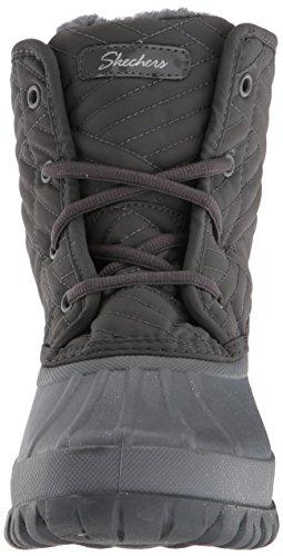 Grey Women''s Skechers charcoal Boots Windom C4WwYq